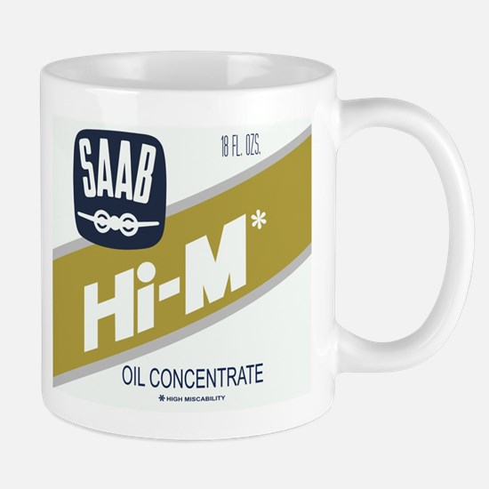 Saab Two-Stroke Oil Mug - Hi-M
