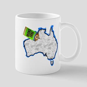 Funny Australia Mug
