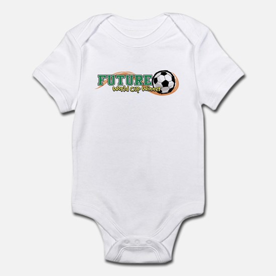Future World Cup Winner Body Suit