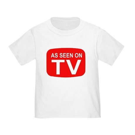 As Seen On TV Toddler T-Shirt