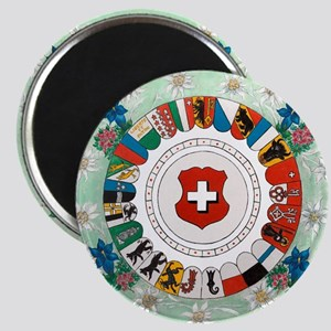 "Canton Wheel 2.25"" Magnet (10 pack)"