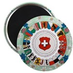 Canton Wheel Magnet