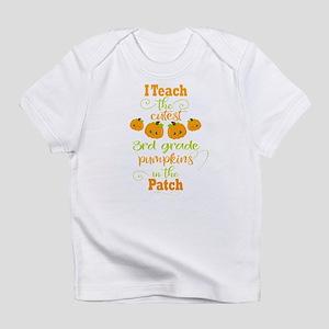 Third Grade Cutest Pumpkins In The Patch H T-Shirt