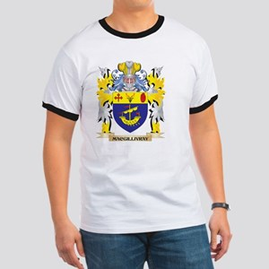 Macgillivray Coat of Arms - Family Crest T-Shirt