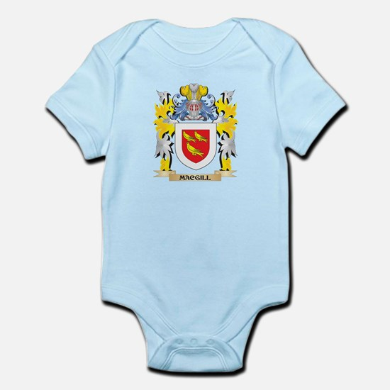 Macgill Coat of Arms - Family Crest Body Suit