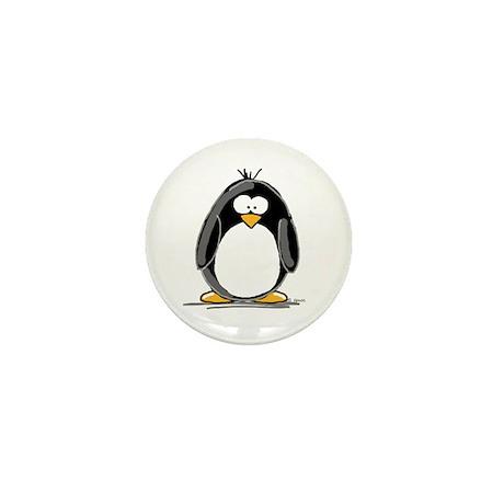 Penguin Mini Button (100 pack)