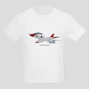 T-45 Goshawk Trainer Kids Light T-Shirt