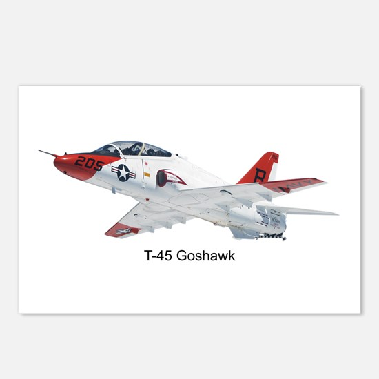 T-45 Goshawk Trainer Postcards (Package of 8)