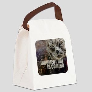 Judgement Day Canvas Lunch Bag
