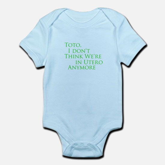 Wicked Baby Infant Bodysuit