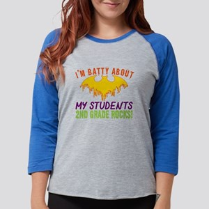 Im Batty About Students 2nd Gr Long Sleeve T-Shirt