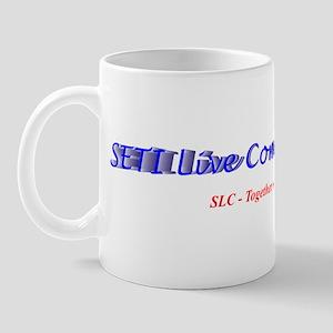 SETI Live Mug