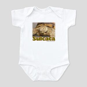 Sulcata Infant Bodysuit