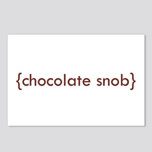 Chocolate Snob Postcards (Package of 8)