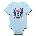 Achioli Family Crest Infant Creeper