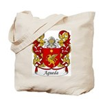 Agueda Family Crest Tote Bag