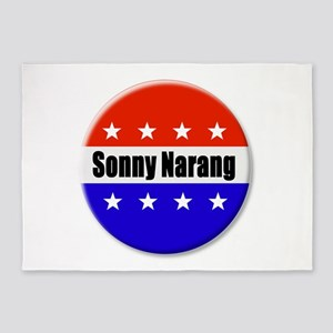 Sonny Narang 5'x7'Area Rug