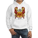 Aguilar Family Crest Hooded Sweatshirt