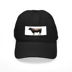 Milking Devon Bull Black Cap