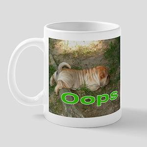 Oops Pei Mug