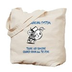 Banking System Tote Bag