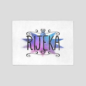 Rijeka 5'x7'Area Rug