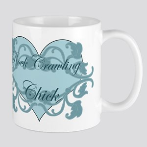 Rock Crawling Chick Cute Mug
