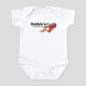 Bubbie's Hot Flashes Infant Bodysuit