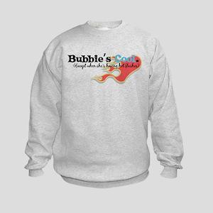 Bubbie's Hot Flashes Kids Sweatshirt