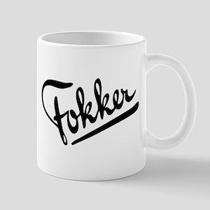 Fokker Mug