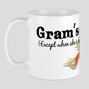 Gram's Hot Flashes Mug