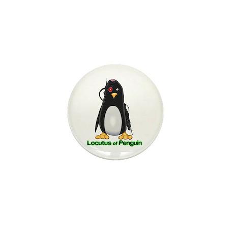 Locutus of Penguin Mini Button (100 pack)