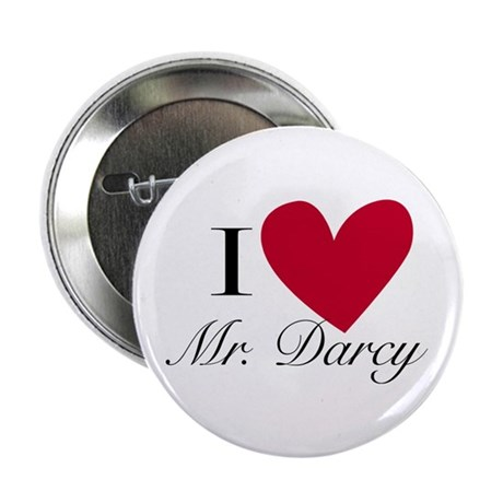 I Love Mr. Darcy button