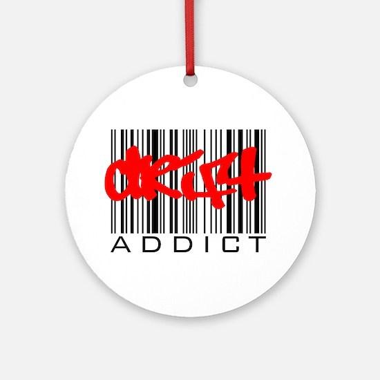 Drift Addict Ornament (Round)