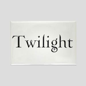 Twilight Rectangle Magnet