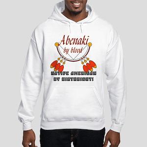 """""""Abenaki"""" Hooded Sweatshirt"""