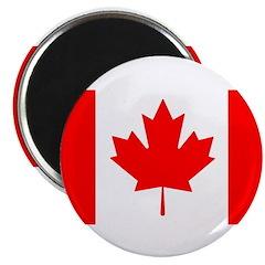 Candian Flag Magnet