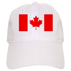 Candian Flag Cap