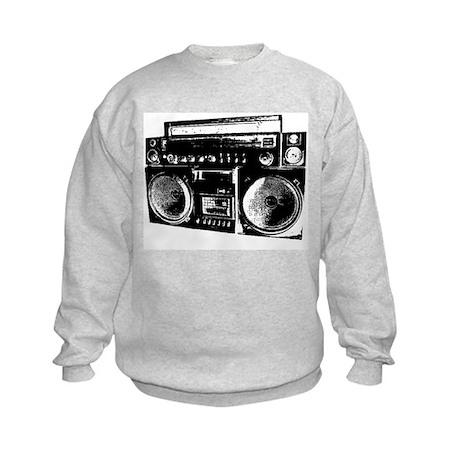 BoomBox 2 Kids Sweatshirt