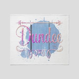 Dundee Throw Blanket