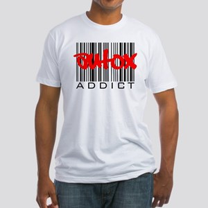 AutoX Addict Fitted T-Shirt