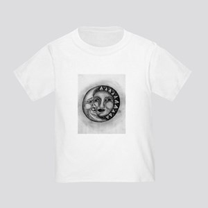 Sun & Moon Drawing Toddler T-Shirt