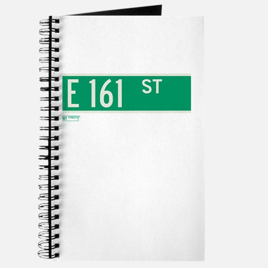 E 161st Street in The Bronx Journal