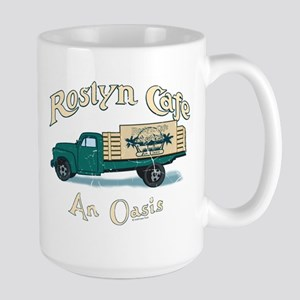 Roslyn Cafe Large Mug