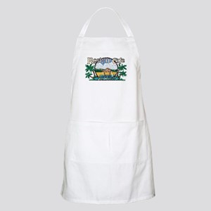 Roslyn Cafe BBQ Apron