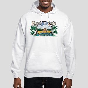Roslyn Cafe Hooded Sweatshirt