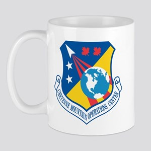 Cheyenne Mountain Mug