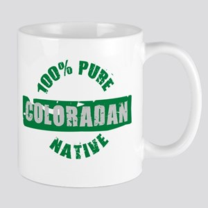 COLORADO SHIRT 100% NATIVE CO Mug