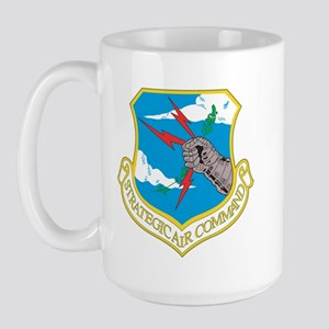 Strategic Air Command Large Mug