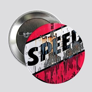 """Speed Logo 2.25"""" Button"""